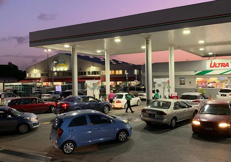 Barbados' Shutdown Procedures From 10:00 A.M.