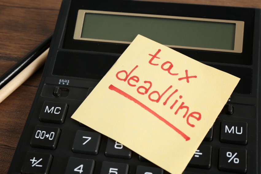 Companies Reminded Of Upcoming Tax Deadline