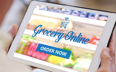 Not Business As Usual As Supermarkets Open For Online Orders