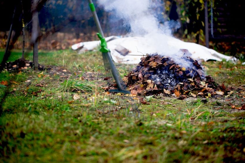 Minister Issues Stern Warning Against Burning