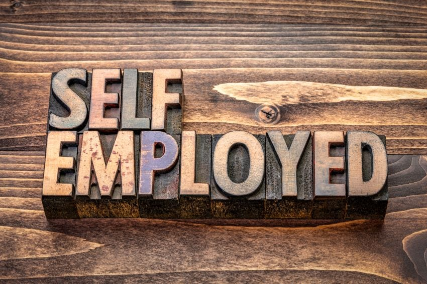 Government's Lifeline For Self-Employed