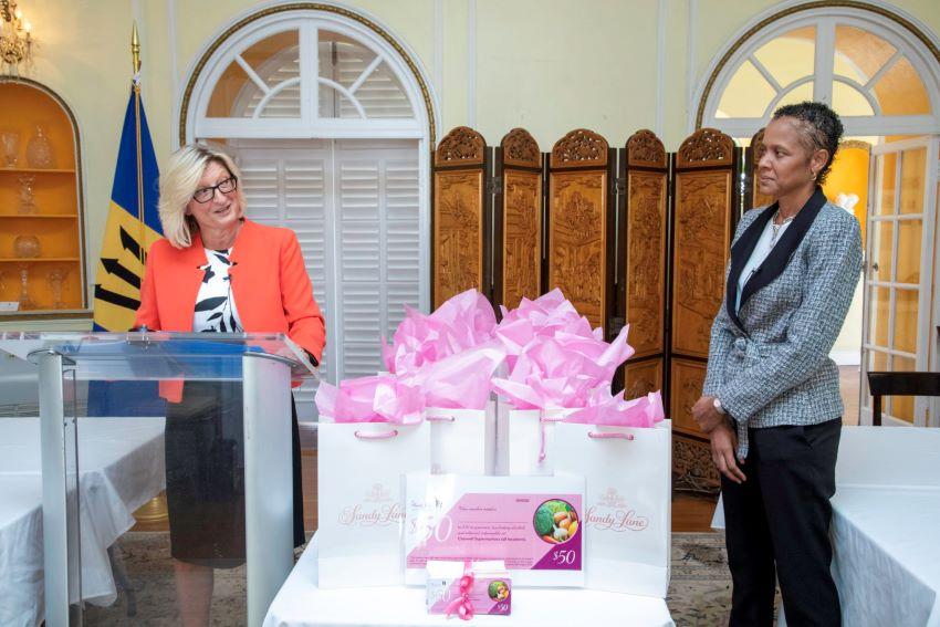 Sandy Lane Trust Providing $1.5M In Grocery Vouchers