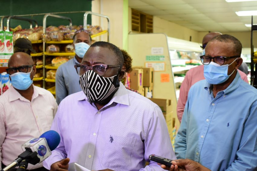 Supermarkets Lauded For Role During Pandemic