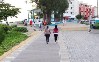 Remedial Work Along Hastings Boardwalk