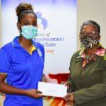 Women Cricketers Donate Food Vouchers