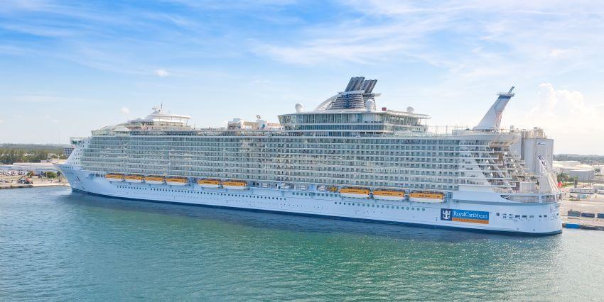 Royal Caribbean Cruises Ltd. Thanks Barbados