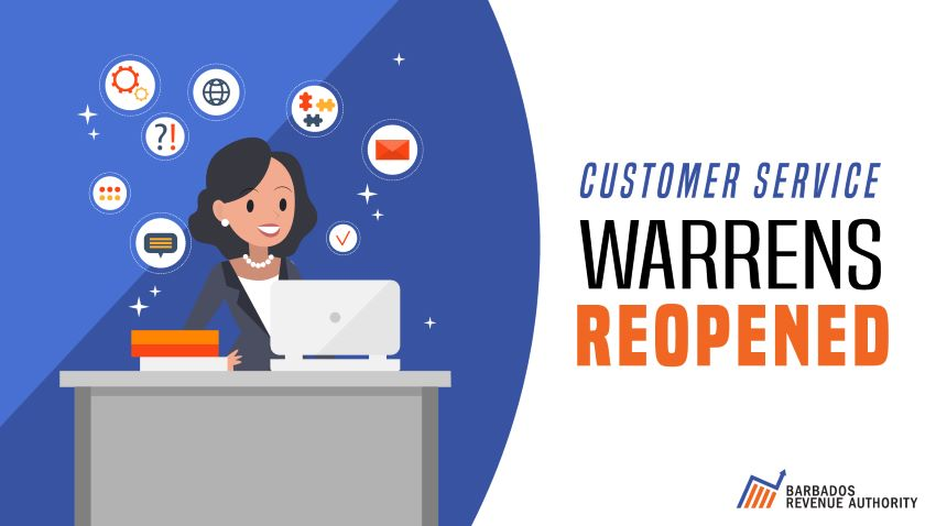 BRA: Customer Service At Warrens Reopened