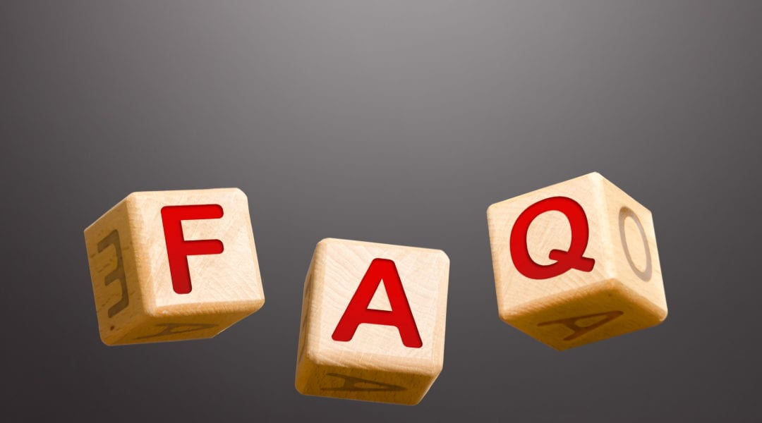 Frequently Asked Questions  – Online ED Form