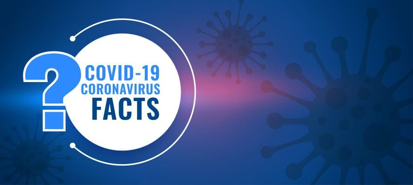 Stop The Rumours; Facts About COVID – 19