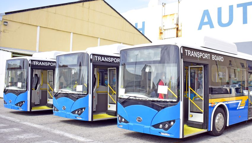 Newly Trained Technicians To Maintain Electric Buses