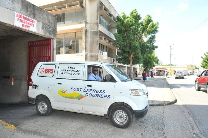 Postal Service Delivering Online Renewed Drivers' Licences