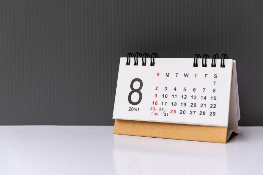 August 1 & 3 Are Public Holidays
