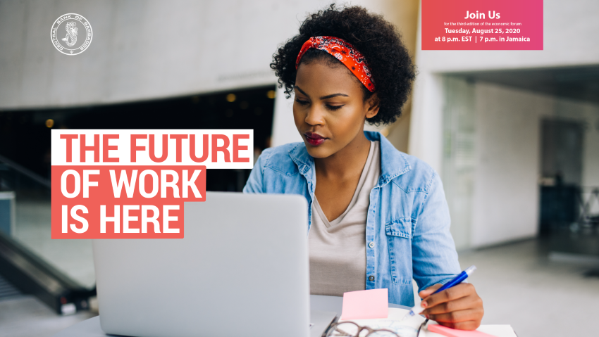 The Future of Work is Here