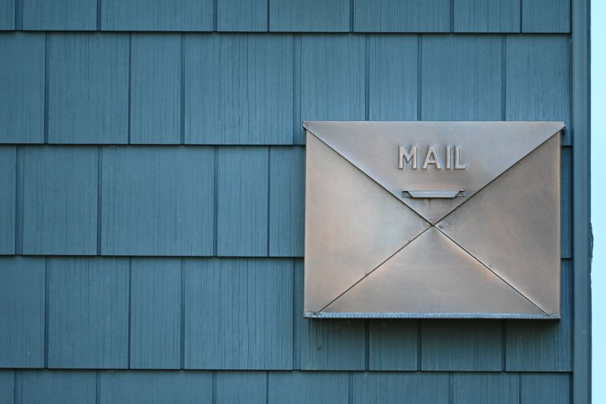 Reminder To Public: Deadline For Mailboxes Is Sept. 1
