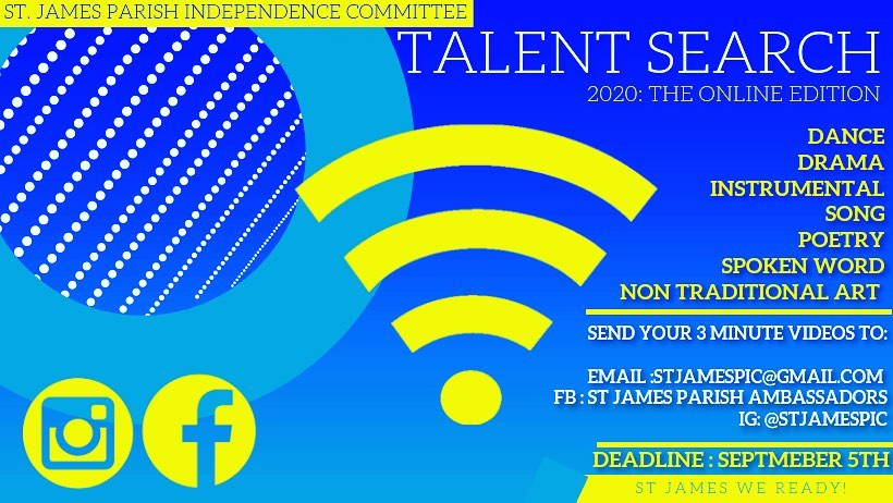 St. James PIC Talent Search