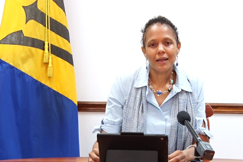 Minister Bradshaw Gives Update On Schools Reopening