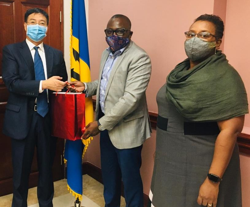 Barbados And China Seeking To Deepen Relations