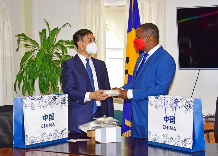 Barbados & China To Maintain Good Relations