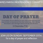 St. James Parish Independence Committee Upcoming Events
