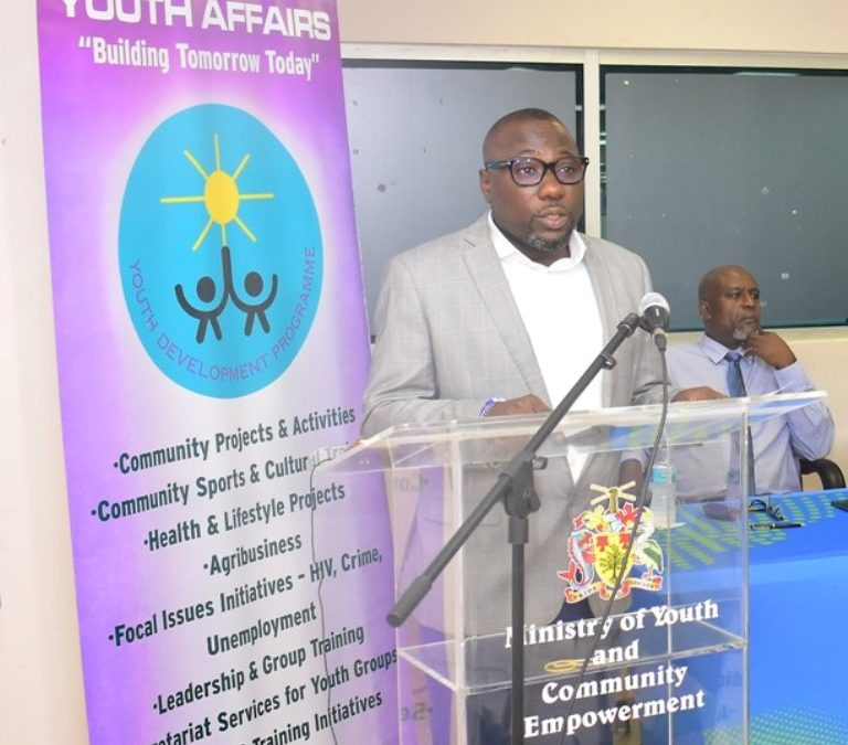 Youth Encouraged To Live Peaceably