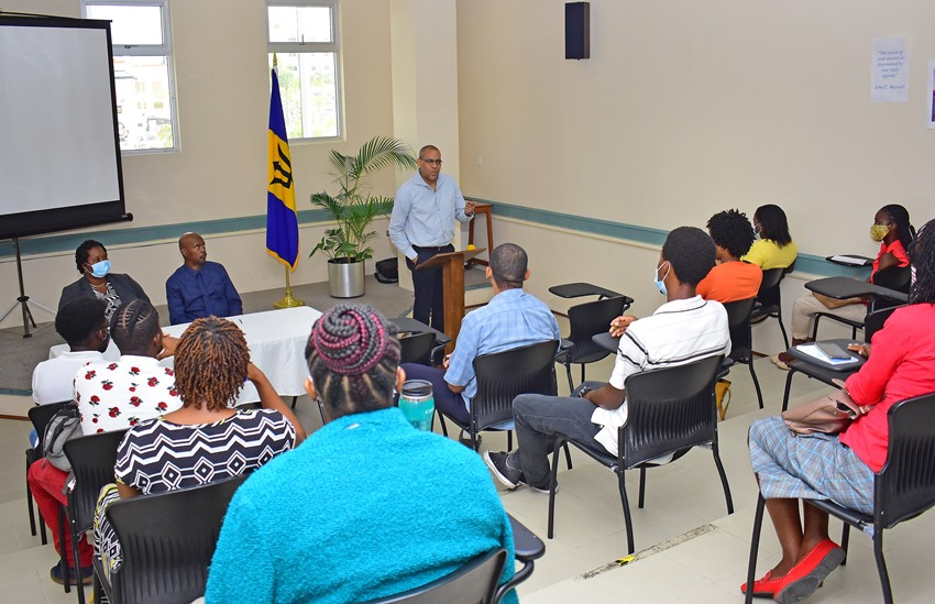 Symmonds: Keep The Entrepreneurial Flame Burning