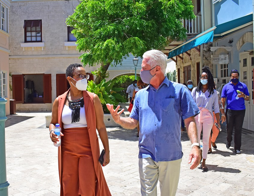 Barbados' COVID-19 Protocols Also Beneficial To Tourists