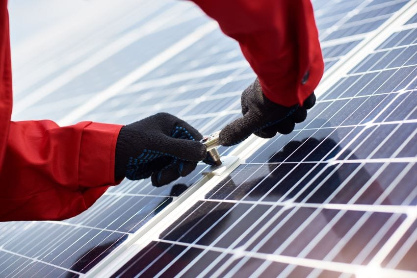 Plan To Boost Human Resources For Solar Industry