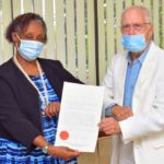 New Honorary Consul For Belize In Barbados