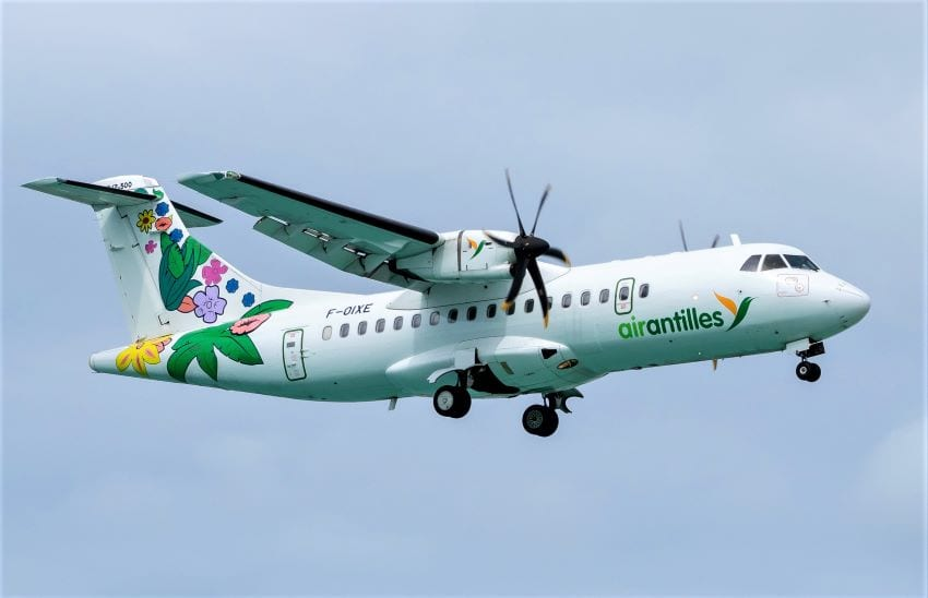 Air Antilles Announces Increased Airlift To Barbados