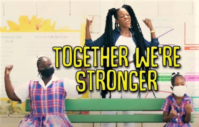 'We're Stronger Together' Jingle & Music Video Launched