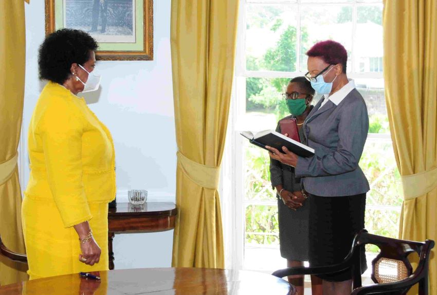 A Second Master Of The High Court Sworn In