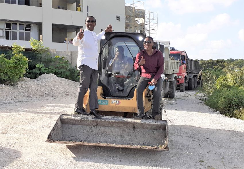 Second Phase Of Clean & Green Project Started