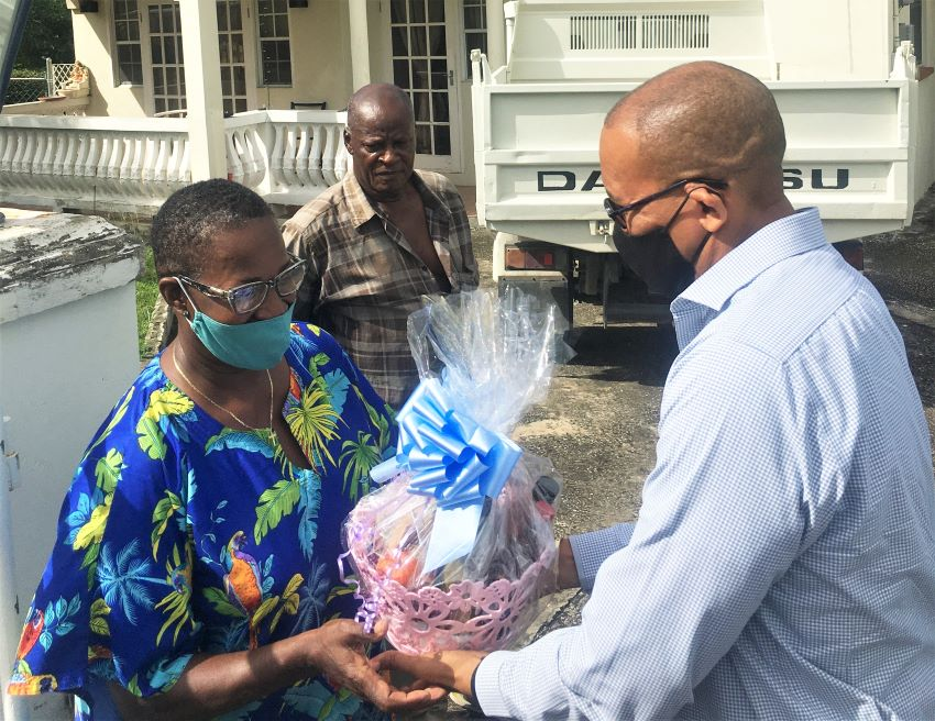 Trust Fund Clients Receive Tokens Of Appreciation