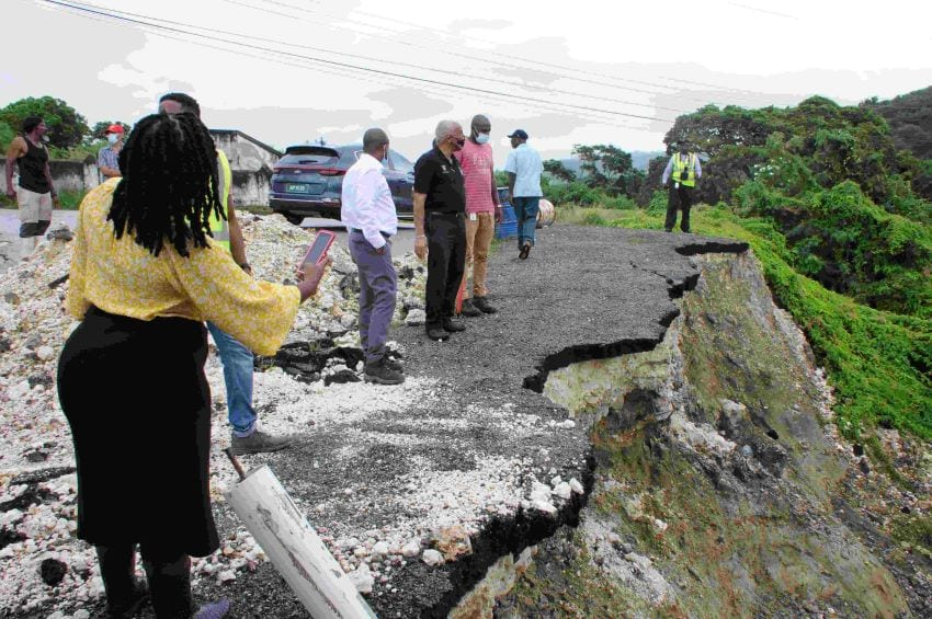 Gov't Seeking Urgent Solutions For St. Andrew District