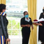 New Justice Of Appeal Sworn-In