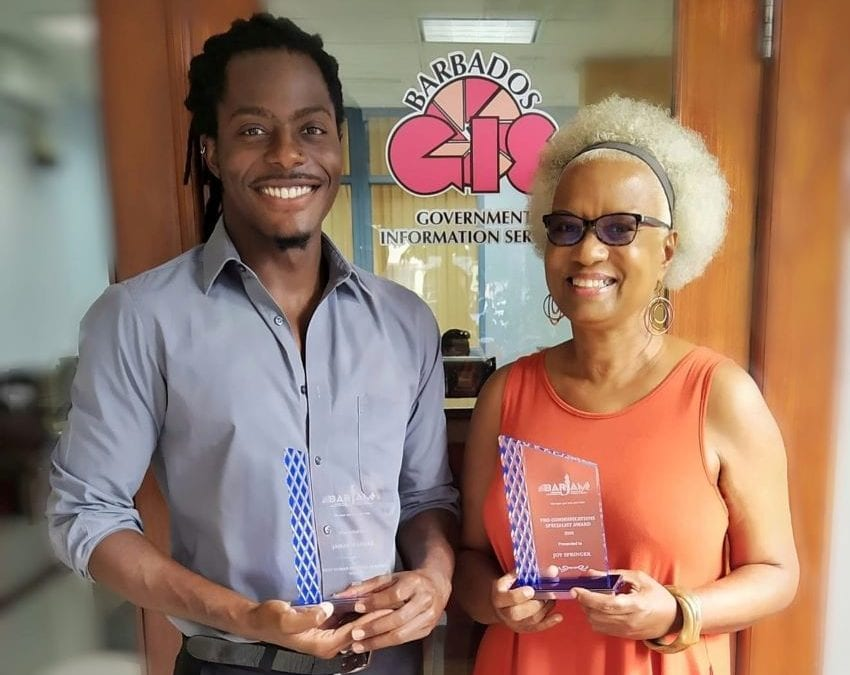 BGIS Wins At BARJAM's 2020 Media Awards