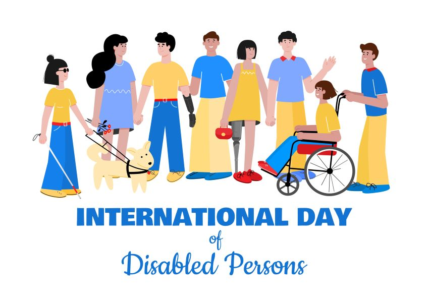 Disabilities Unit Marks International Day Of The Disabled