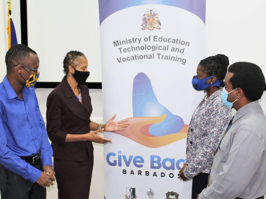 Call For More NGOs To Join 'Give Back'