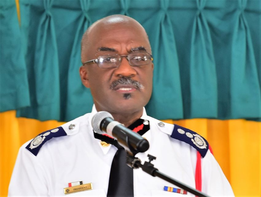 Training High On Agenda For Fire Service