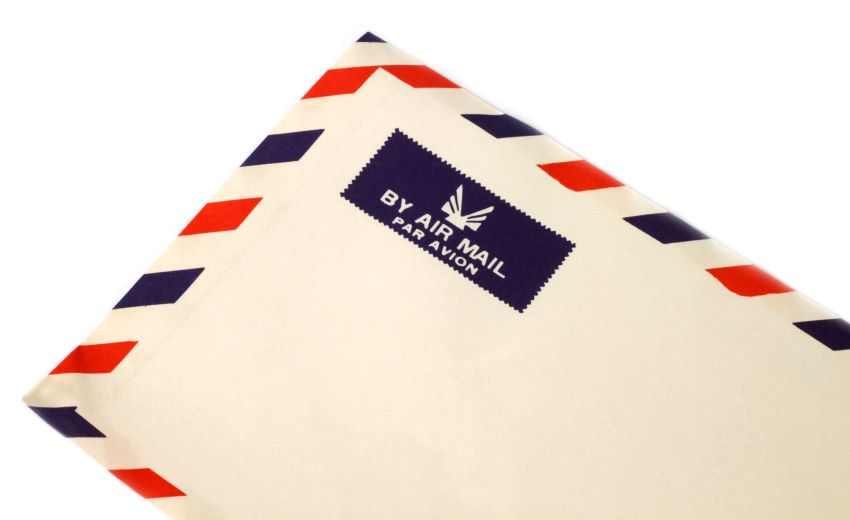 Air Mail Services To USA & UK Resume