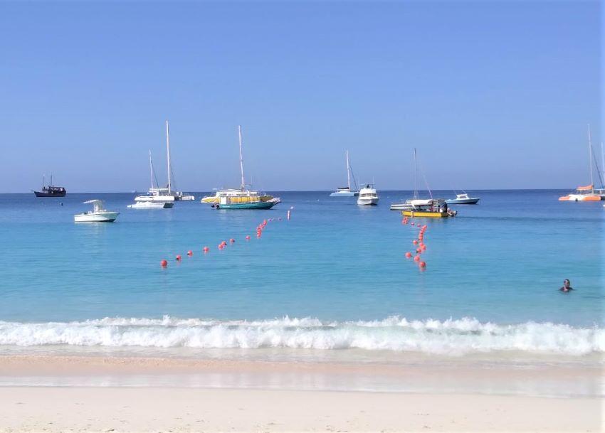 Beachgoers Told To Avoid Swimming Between Buoys