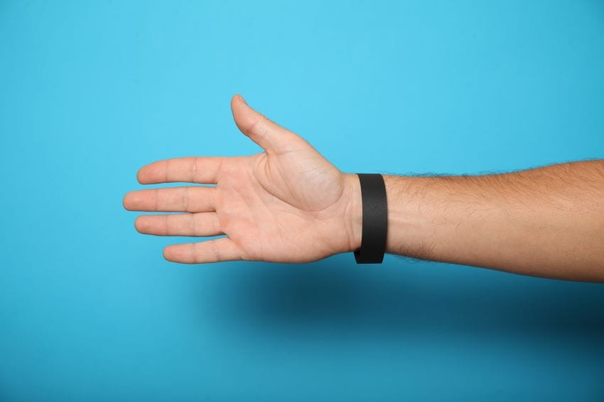Tracking Bracelets For Quarantined Persons