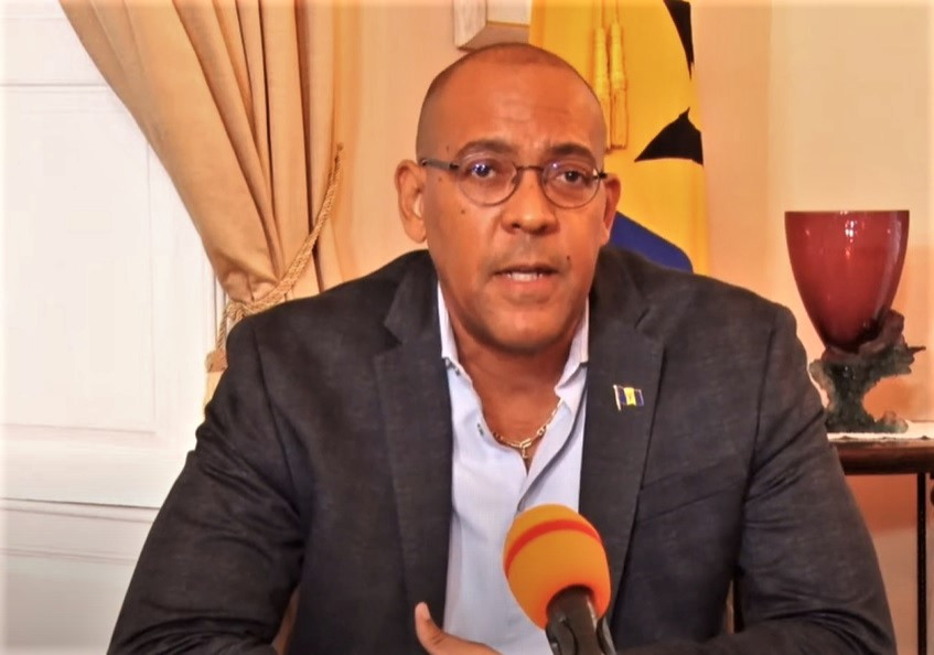 Statement By Minister Of Energy, Kerrie Symmonds