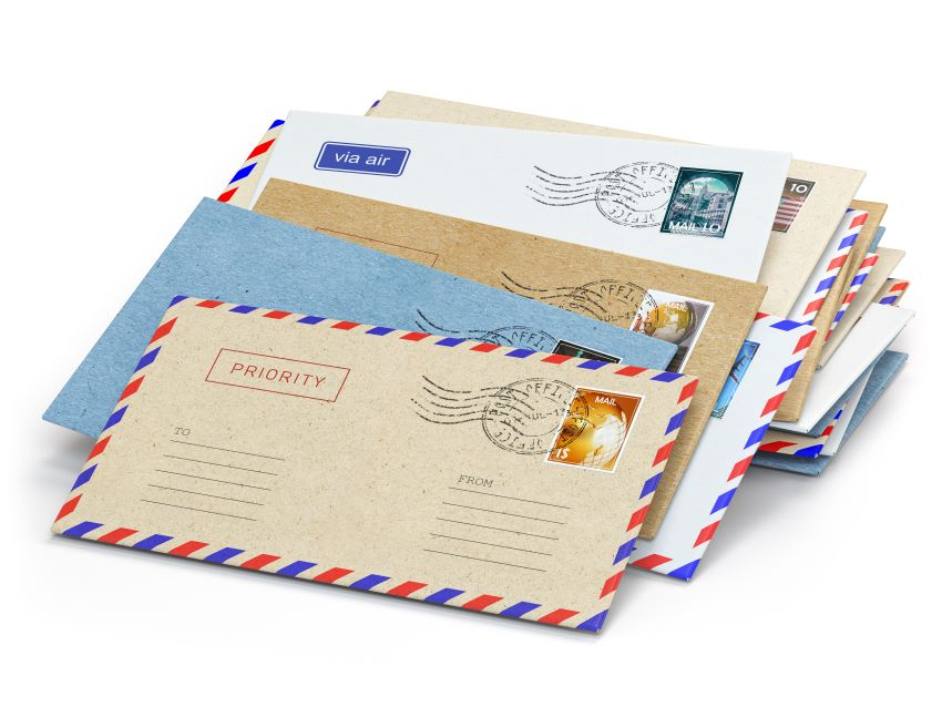 Temporary Suspension Of Mail To UK & USA