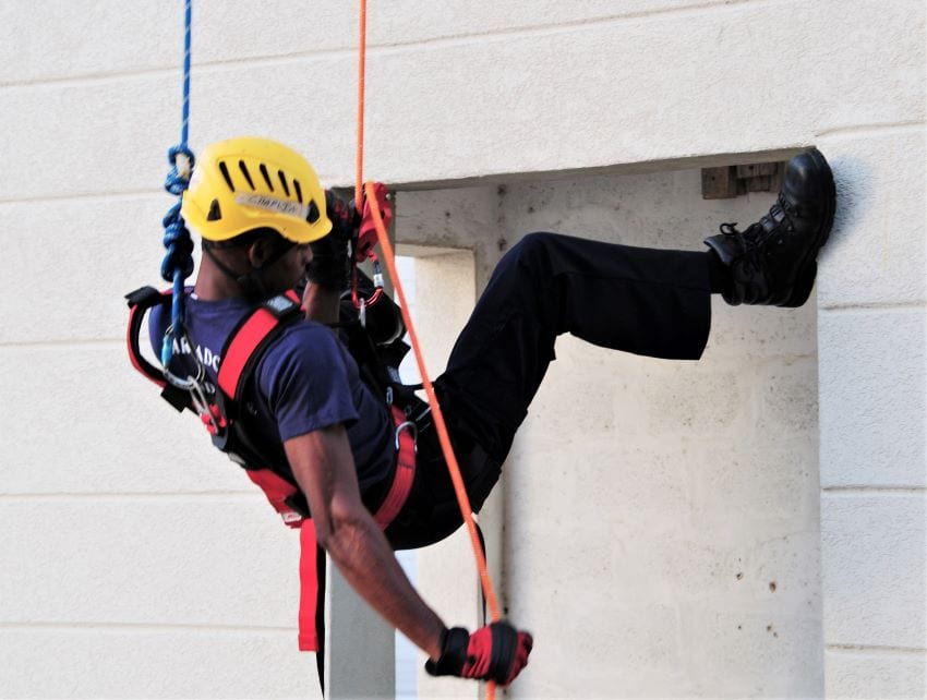 Fire Service Training In A Modern Environment