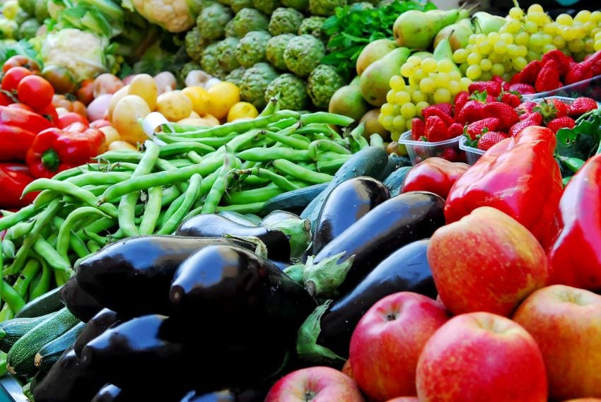 2021 Is UN's International Year of Fruits & Vegetables