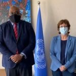 Barbados Envoy Meets With UNCTAD Acting SG