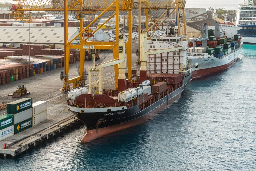 Efficiency At Port Enhanced Under New PCS Project
