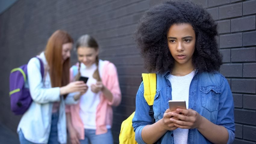 Students & Parents Educated On Cyber-Bullying