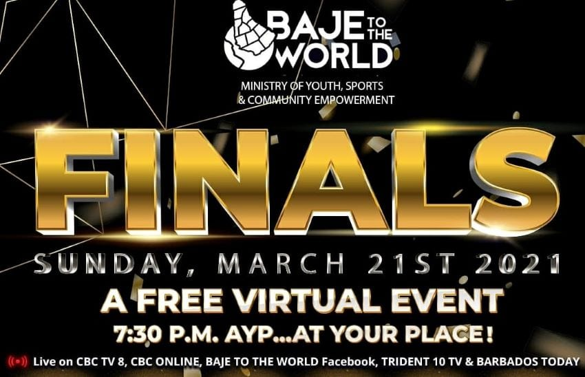 Baje To The World Finals Goes Online